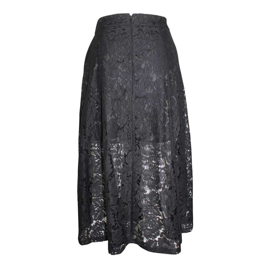 Karina Grimaldi  Emily Lace Skirt Size  Muse Boutique Outlet | Shop Designer Clearance Skirts on Sale | Up to 90% Off Designer Fashion
