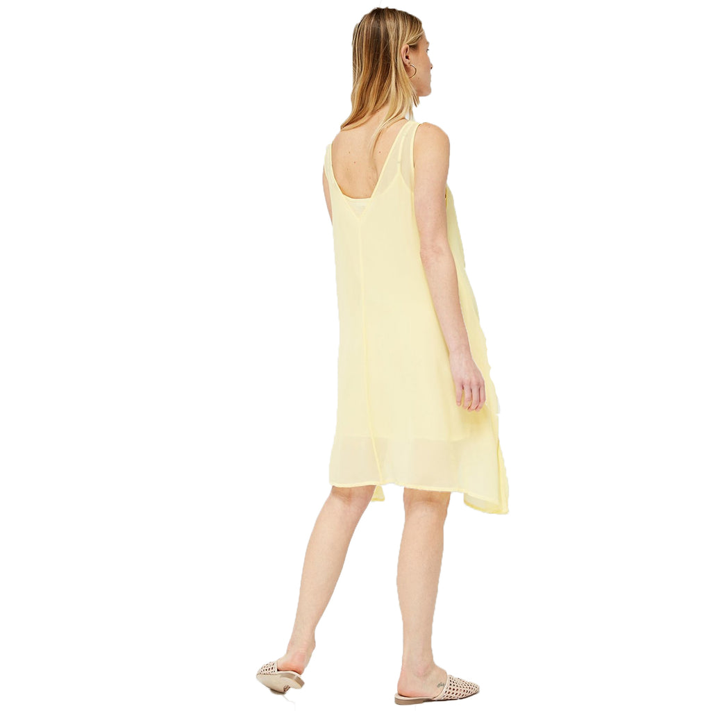Lacausa  Daffodil Pocket Tank Dress Size  Muse Boutique Outlet | Shop Designer Dresses on Sale | Up to 90% Off Designer Fashion