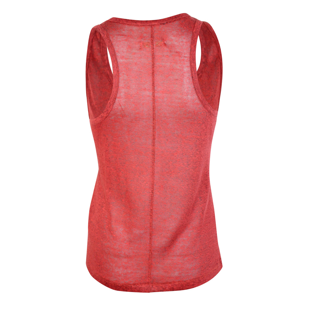 Laju  Linen Tank Top Size  Muse Boutique Outlet | Shop Designer Clearance Tops on Sale | Up to 90% Off Designer Fashion