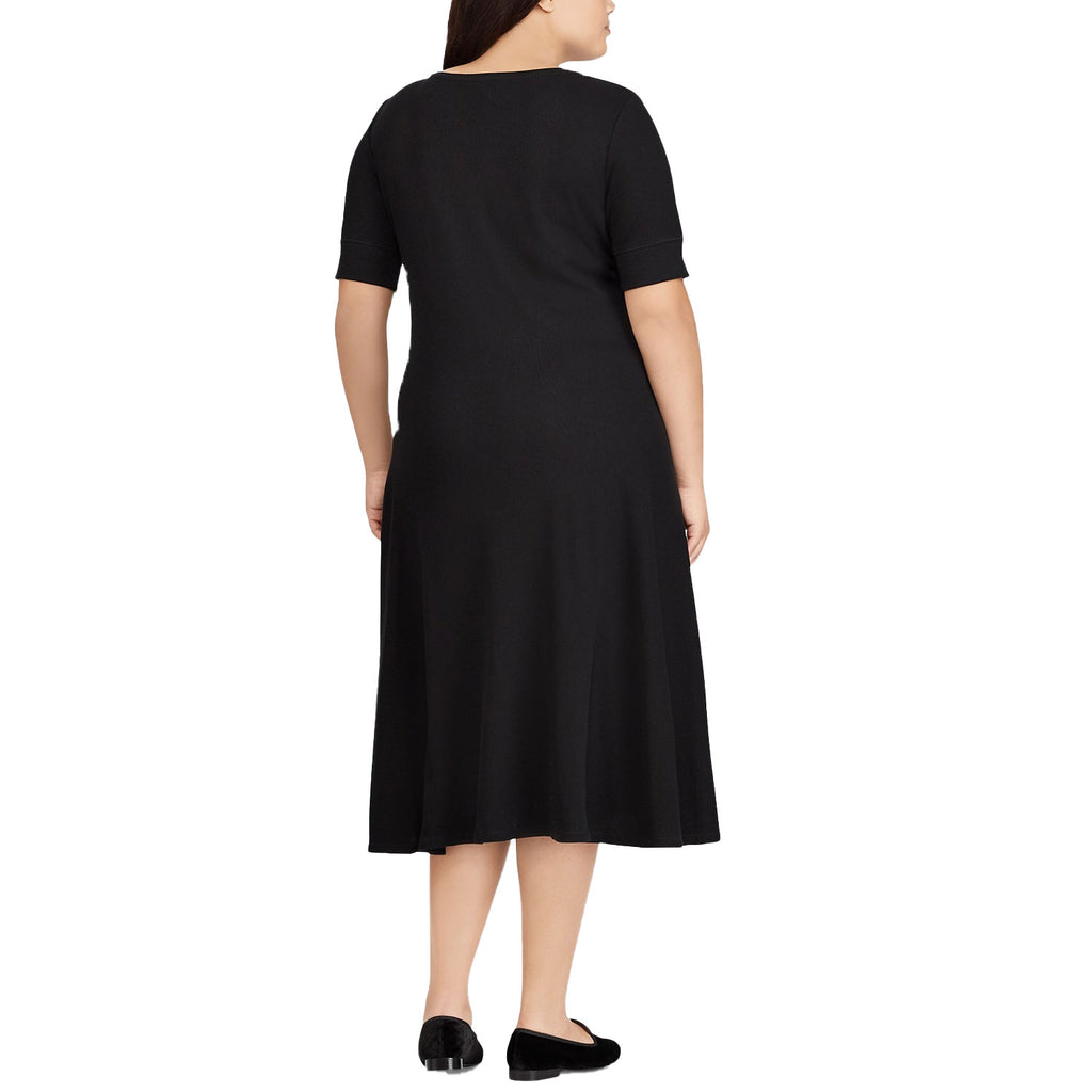 Lauren by Ralph Lauren  Elbow Sleeve Casual Dress Size  Muse Boutique Outlet | Shop Designer Clearance Dresses on Sale | Up to 90% Off Designer Fashion