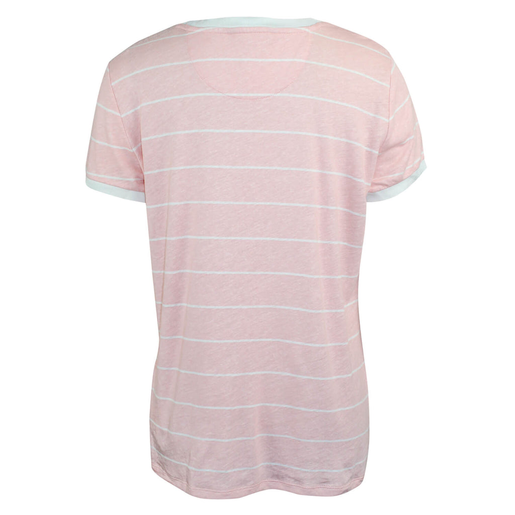 Lauren Ralph Lauren  Striped Tee Size  Muse Boutique Outlet | Shop Designer Short Sleeve Tops on Sale | Up to 90% Off Designer Fashion