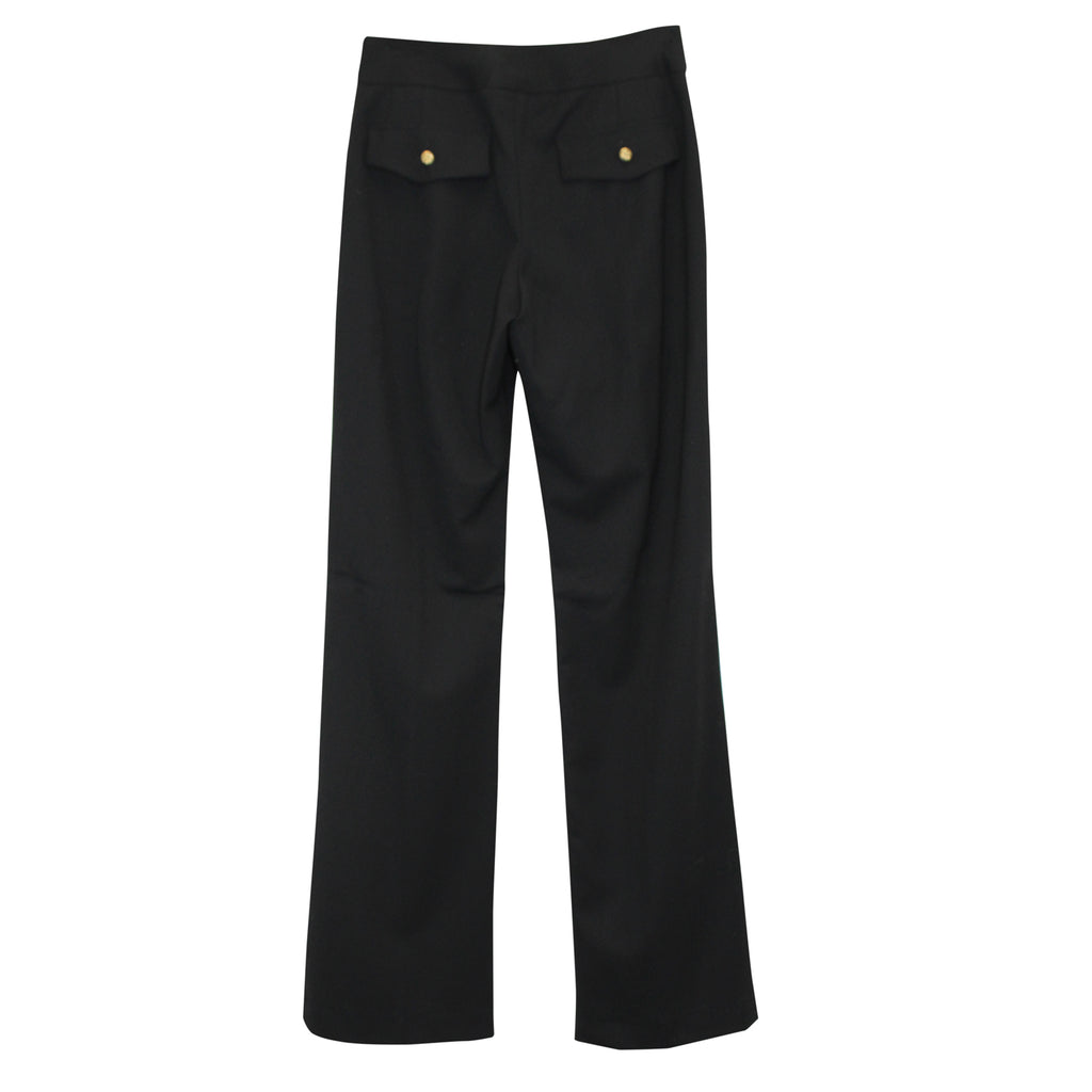 Leona by Lauren Leonard  Leona Wallace Trouser - 0 Size  Muse Boutique Outlet | Shop Designer Clearance Bottoms on Sale | Up to 90% Off Designer Fashion