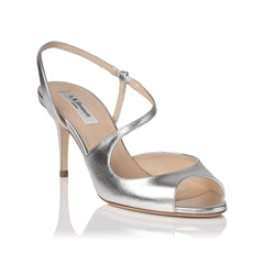 Palmita Leather Strappy Sandal