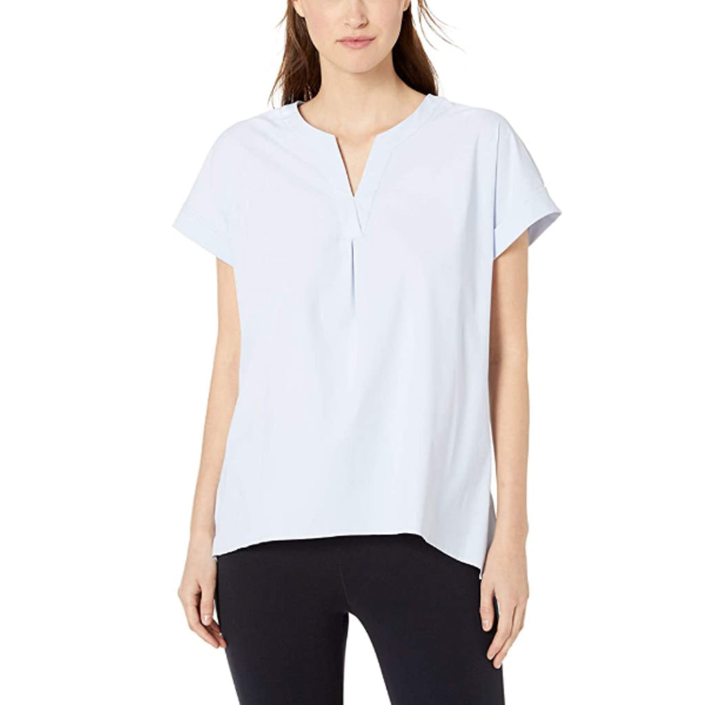 Lysse Cloud Alessia Popover Top Size Extra Small Muse Boutique Outlet | Shop Designer Short Sleeve Tops on Sale | Up to 90% Off Designer Fashion