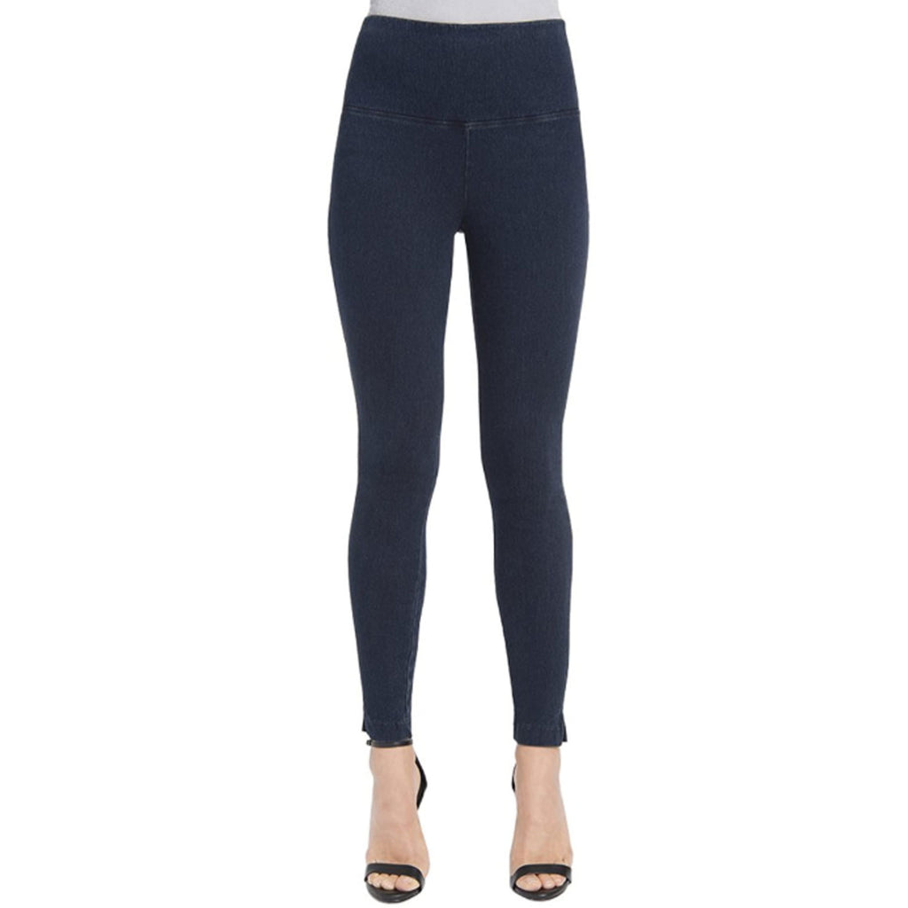 Lysse Indigo Denim Skinny Legging Size Extra Small Muse Boutique Outlet | Shop Designer Leggings on Sale | Up to 90% Off Designer Fashion