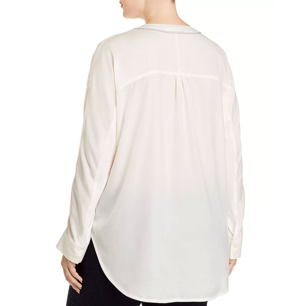 Lysse  Mika Piped Trim Top Size  Muse Boutique Outlet | Shop Designer Long Sleeve Tops on Sale | Up to 90% Off Designer Fashion