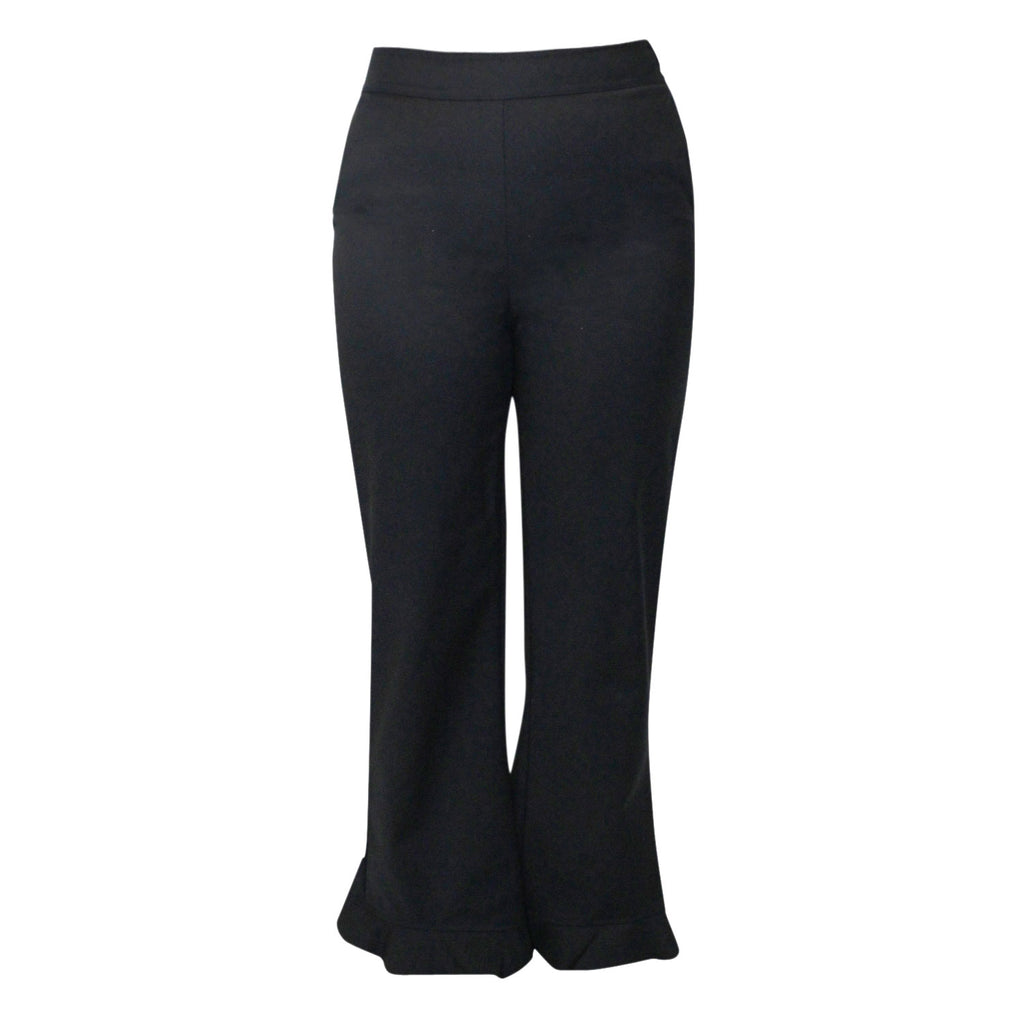 Margaret O' Leary Black Petal Pant Size Extra Small Muse Boutique Outlet | Shop Designer Pant on Sale | Up to 90% Off Designer Fashion