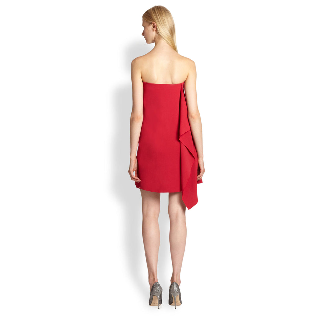 By Malene Birger  Leena Strapless Ruffle Dress Size  Muse Boutique Outlet | Shop Designer Clearance Dresses on Sale | Up to 90% Off Designer Fashion