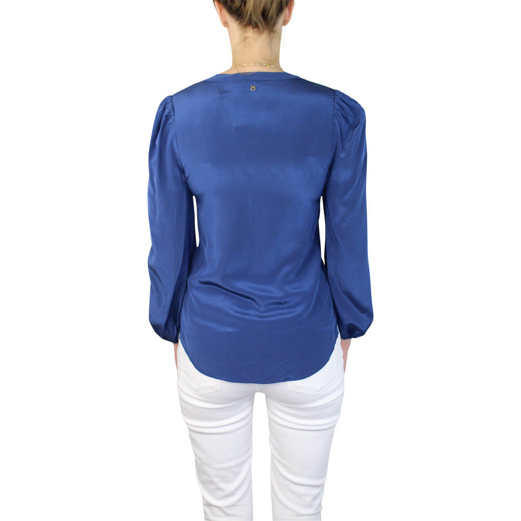 Marie Oliver  Ramsay Pintuck Top Size  Muse Boutique Outlet | Shop Designer Clearance Tops on Sale | Up to 90% Off Designer Fashion