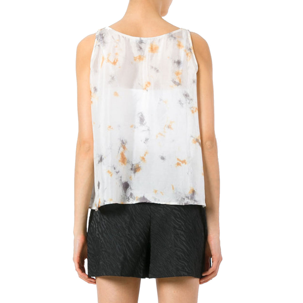 Mes Demoiselles  Silk Tie Dye Tank Size  Muse Boutique Outlet | Shop Designer Clearance Tops on Sale | Up to 90% Off Designer Fashion
