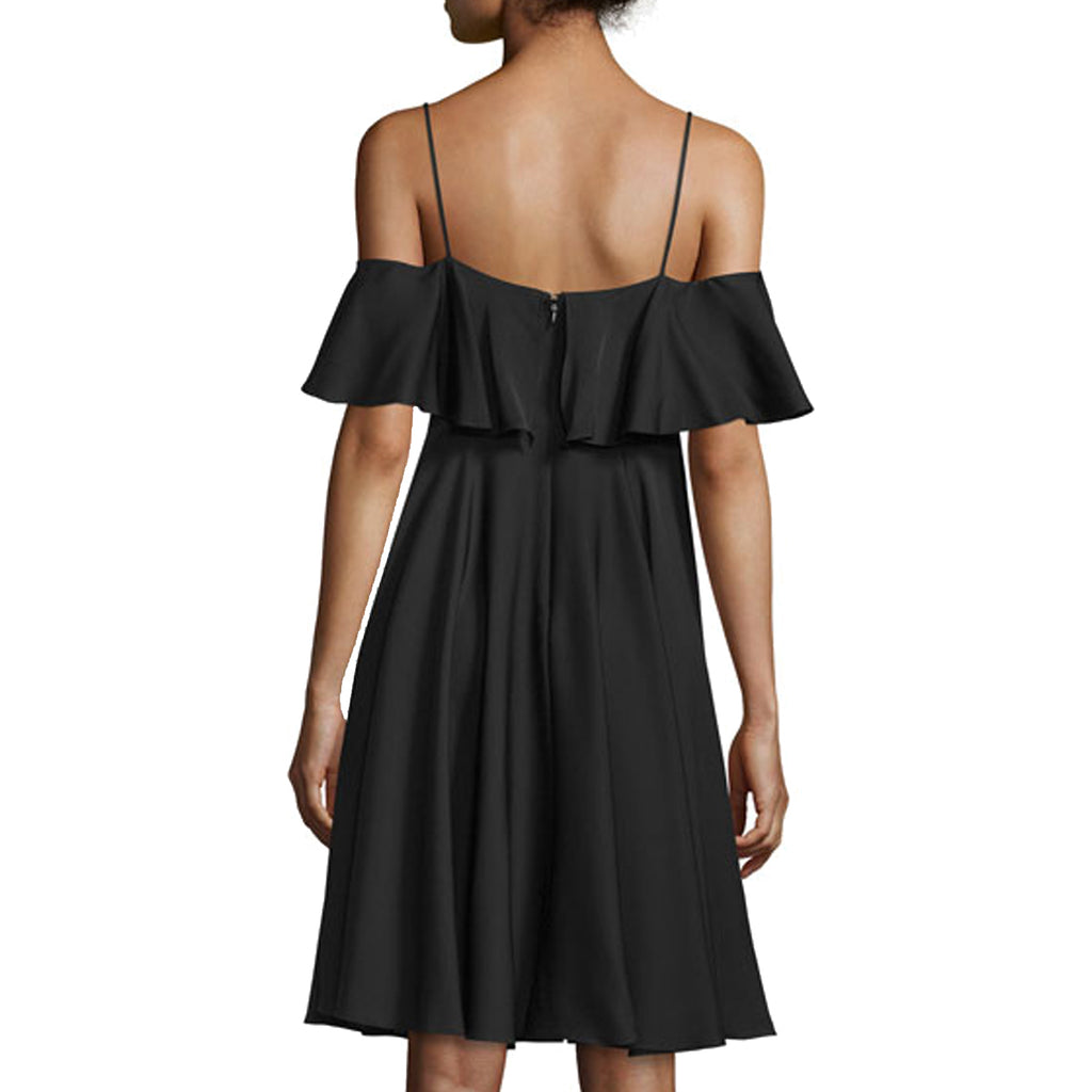 Milly  Emmaline Cold Shoulder Dress Size  Muse Boutique Outlet | Shop Designer Dresses on Sale | Up to 90% Off Designer Fashion