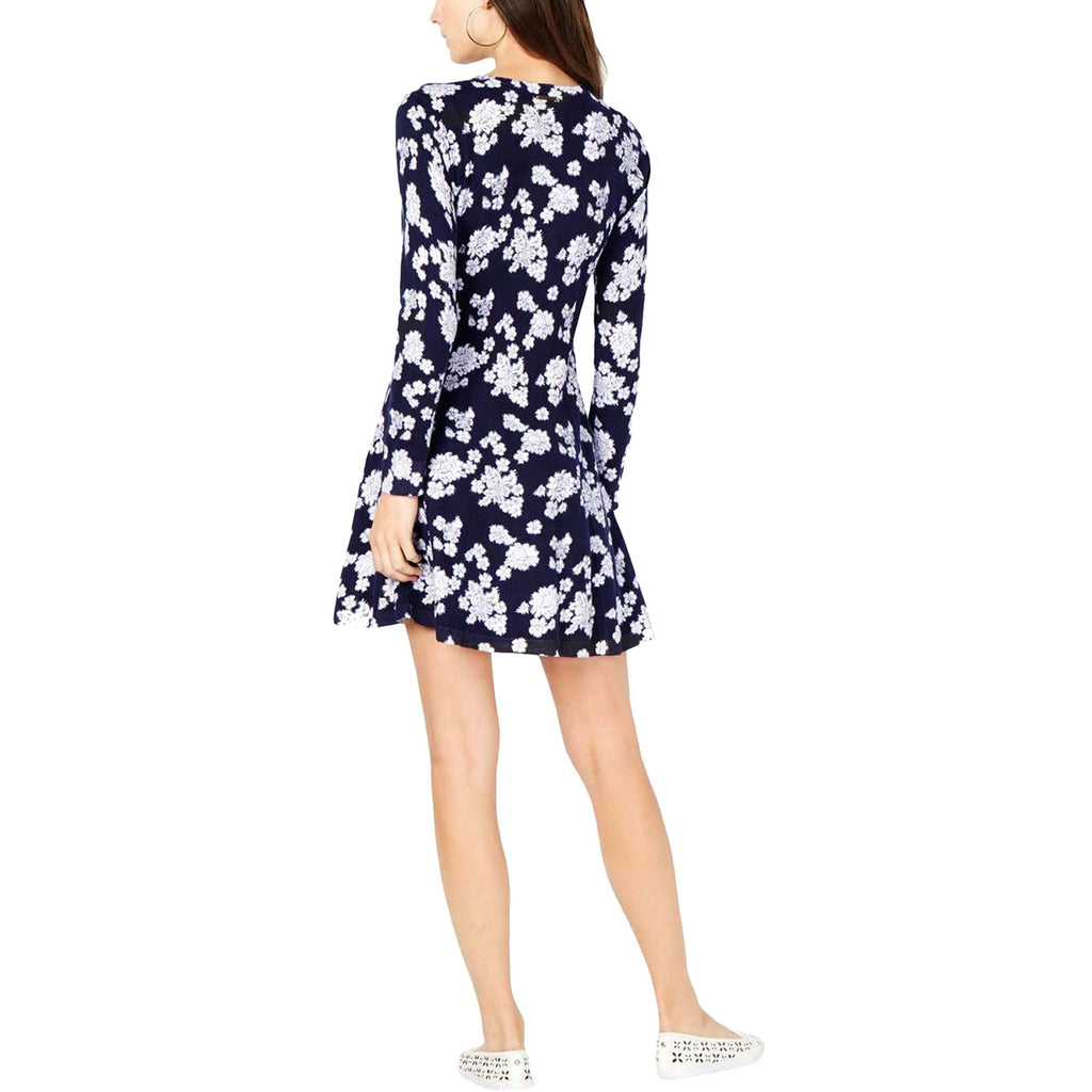 Michael Kors  Floral Sweater Dress Size  Muse Boutique Outlet | Shop Designer Dresses on Sale | Up to 90% Off Designer Fashion