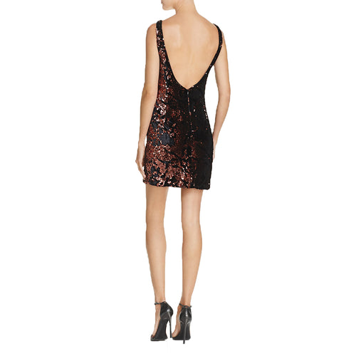 Milly Cora Sequin Velvet Mini Dress   Muse Boutique Outlet