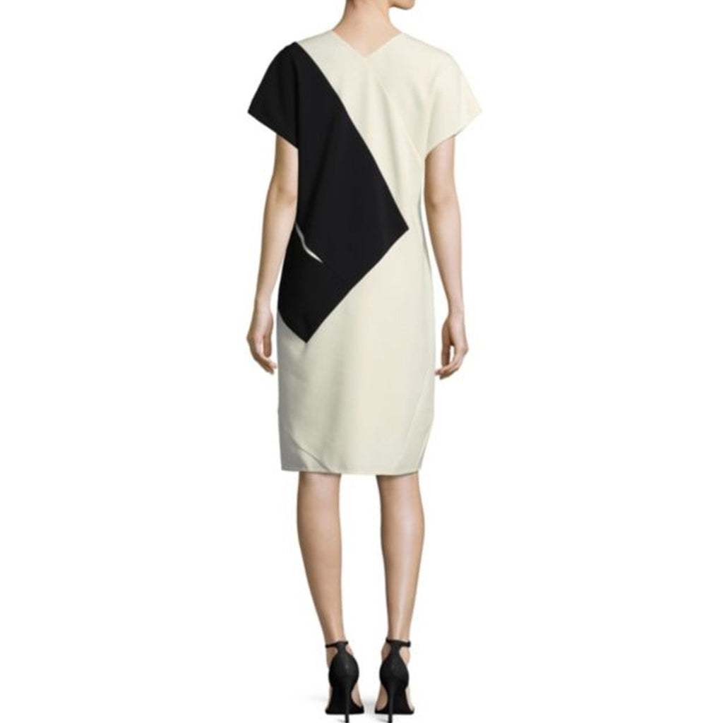 Narciso Rodriguez  Diagonal Colorblock Dress Size  Muse Boutique Outlet | Shop Designer Evening/Cocktail on Sale | Up to 90% Off Designer Fashion