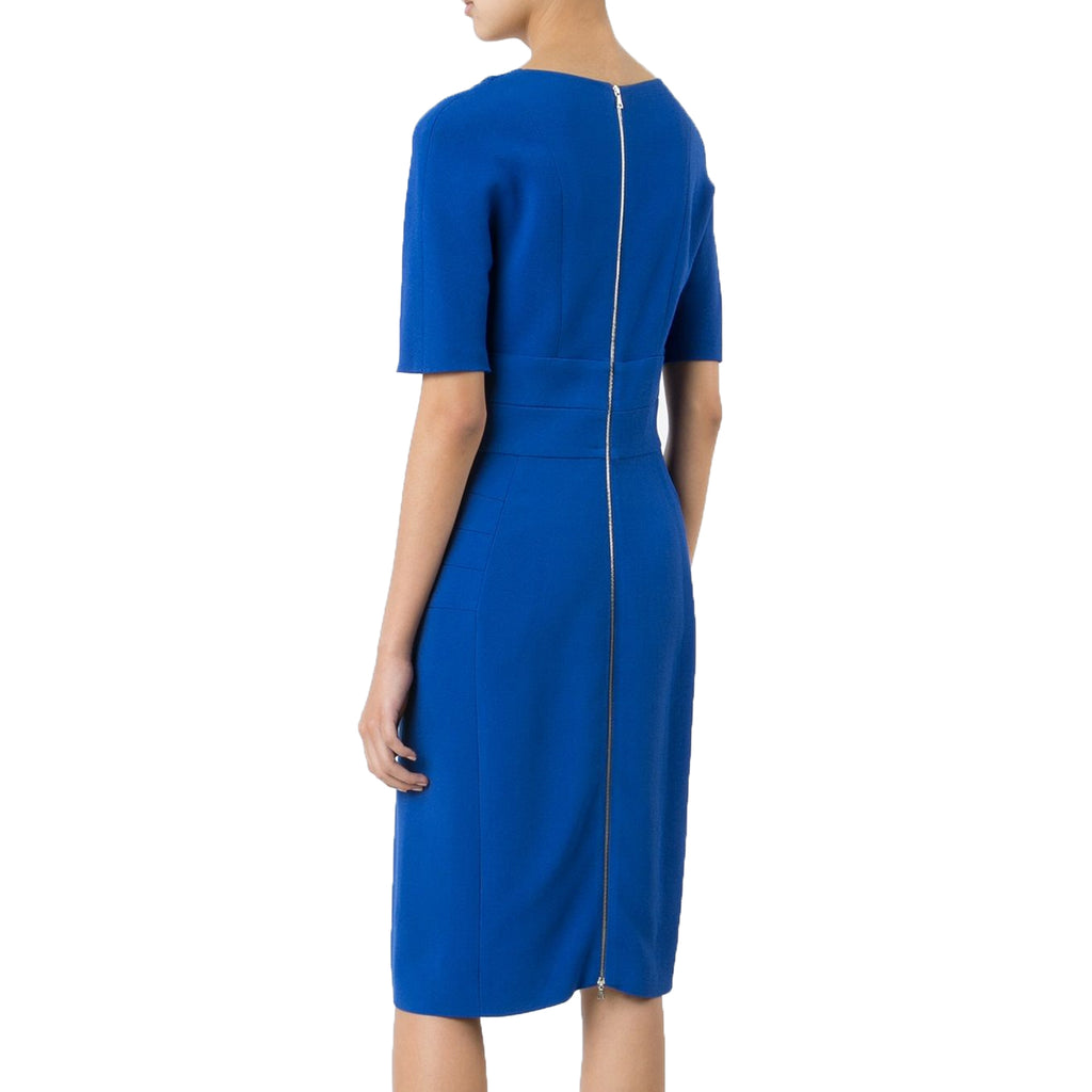 Narciso Rodriguez  Fitted Low Neck Dress Size  Muse Boutique Outlet | Shop Designer Clearance Dresses on Sale | Up to 90% Off Designer Fashion