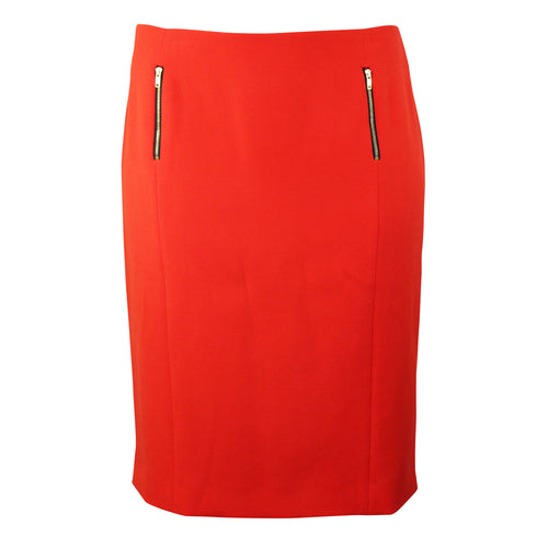 Natan Straight Pencil Skirt Plus Size 50 Coral Muse Boutique Outlet