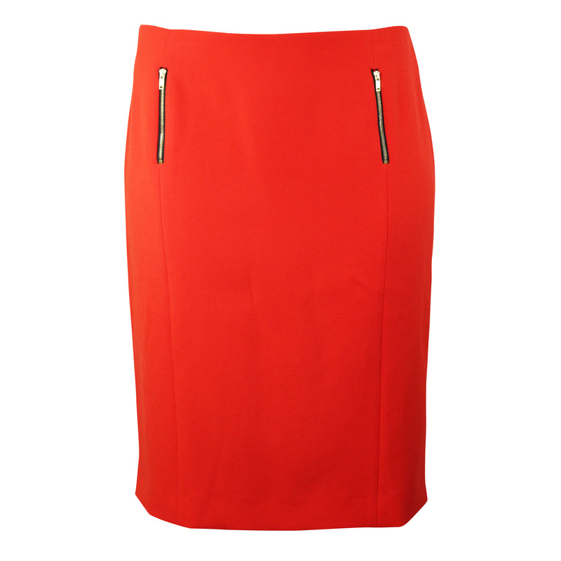 Natan Coral Straight Pencil Skirt Plus Size Size 50 Muse Boutique Outlet | Shop Designer Clearance Skirts on Sale | Up to 90% Off Designer Fashion
