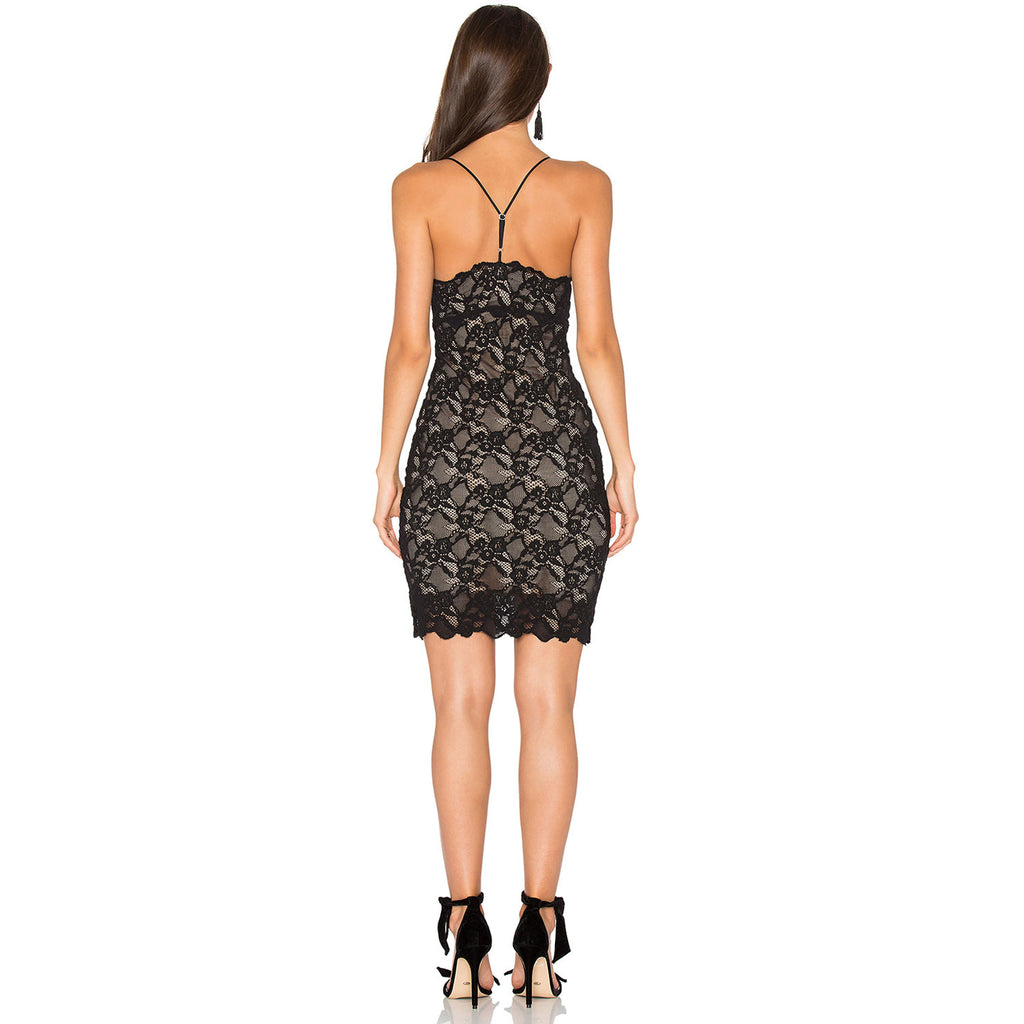 Nightcap  Stretch Lace Slip Dress Size  Muse Boutique Outlet | Shop Designer Clearance Dresses on Sale | Up to 90% Off Designer Fashion