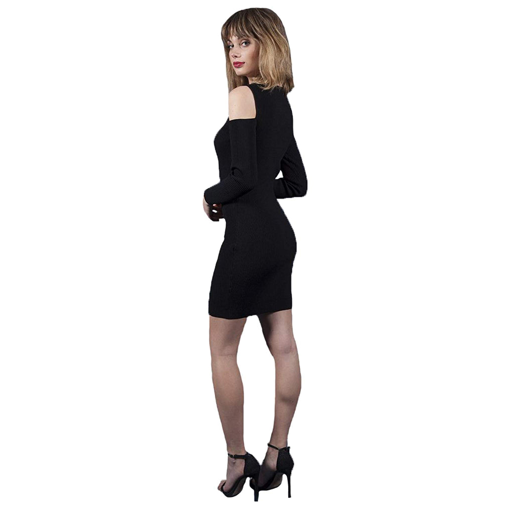 Nightcap  Rib Knit Zipper Dress Size  Muse Boutique Outlet | Shop Designer Dresses on Sale | Up to 90% Off Designer Fashion