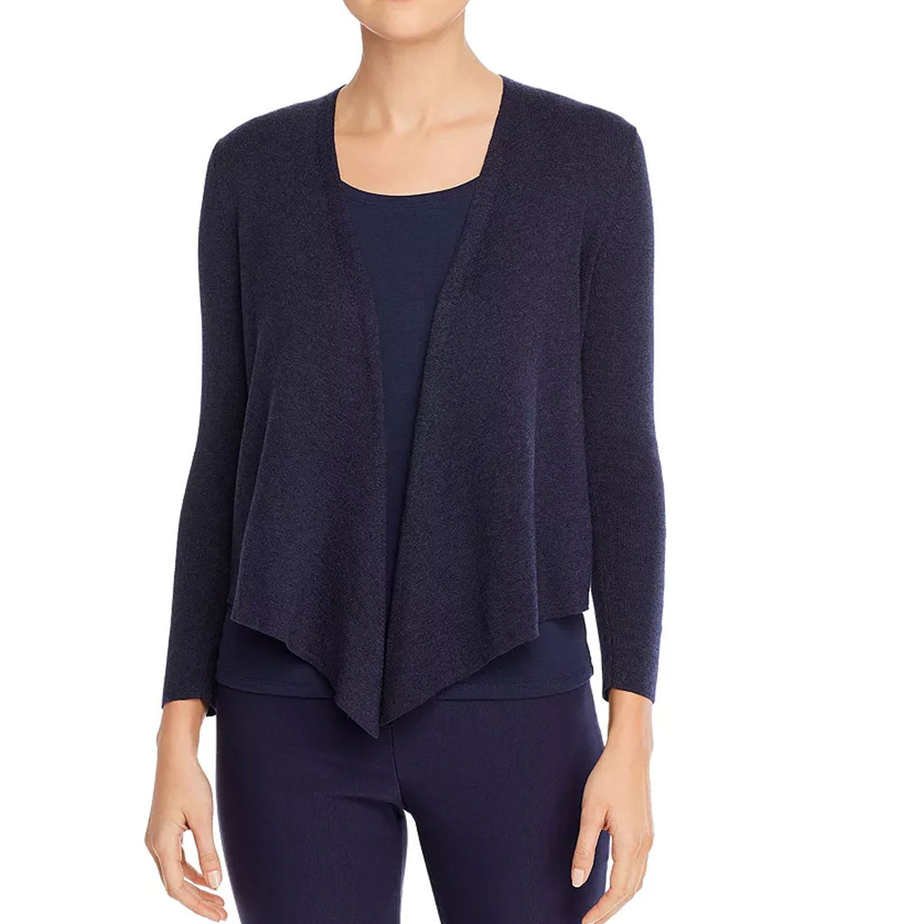Nic & Zoe Purple 4-Way Cardigan Size Small Muse Boutique Outlet | Shop Designer Cardigans on Sale | Up to 90% Off Designer Fashion