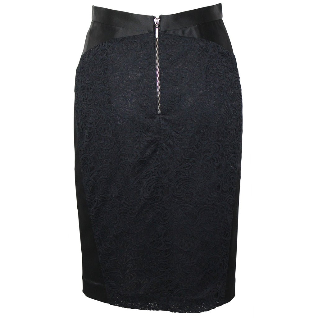 Nicole Miller  Lace Pencil Skirt Size  Muse Boutique Outlet | Shop Designer Clearance Skirts on Sale | Up to 90% Off Designer Fashion