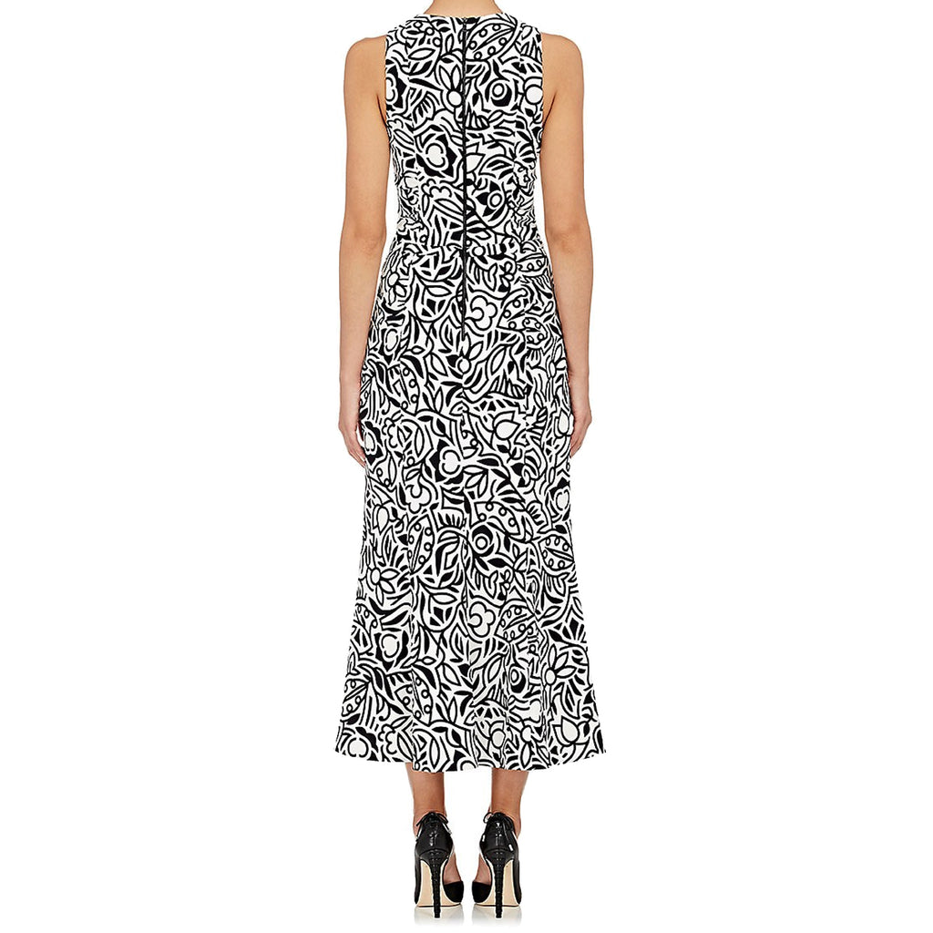 Narciso Rodriguez  Tattoo Printed Dress Size  Muse Boutique Outlet | Shop Designer Dresses on Sale | Up to 90% Off Designer Fashion