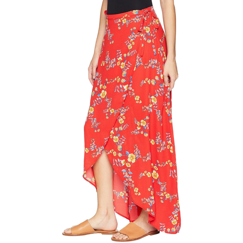 Olive + Oak  Floral Print Maxi Skirt Size  Muse Boutique Outlet | Shop Designer Clearance Skirts on Sale | Up to 90% Off Designer Fashion