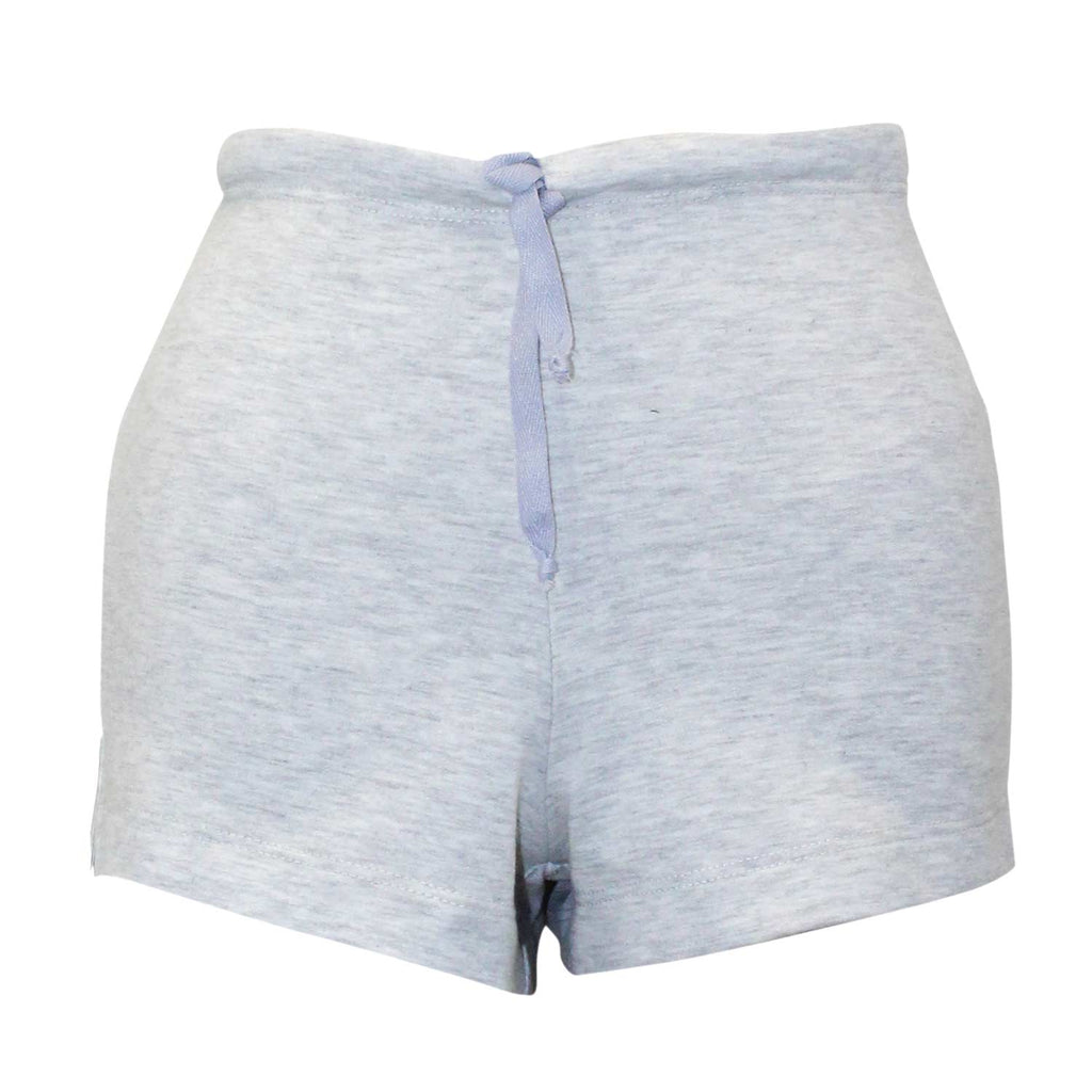 Only Hearts Grey French Terry Short Size Medium Muse Boutique Outlet | Shop Designer Clearance Shorts on Sale | Up to 90% Off Designer Fashion