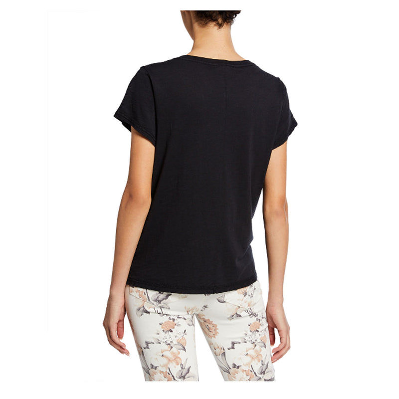 Paige  Ellison Short Sleeve Tee with Western Embroidery Size  Muse Boutique Outlet | Shop Designer Short Sleeve Tops on Sale | Up to 90% Off Designer Fashion