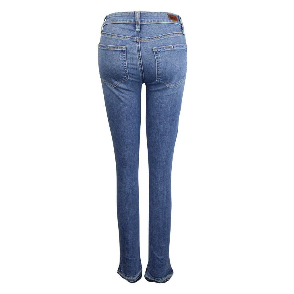 Paige  Verdugo Ankle Skinny Jean - Zeke Size  Muse Boutique Outlet | Shop Designer Denim Pants on Sale | Up to 90% Off Designer Fashion
