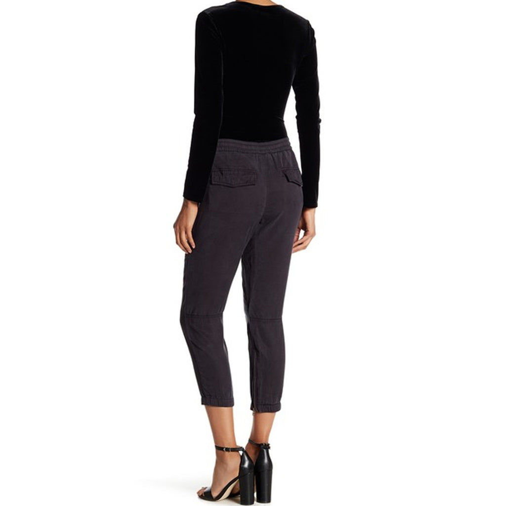 Pam & Gela  Tencel Pant With Beaded Trim Size  Muse Boutique Outlet | Shop Designer Pant on Sale | Up to 90% Off Designer Fashion
