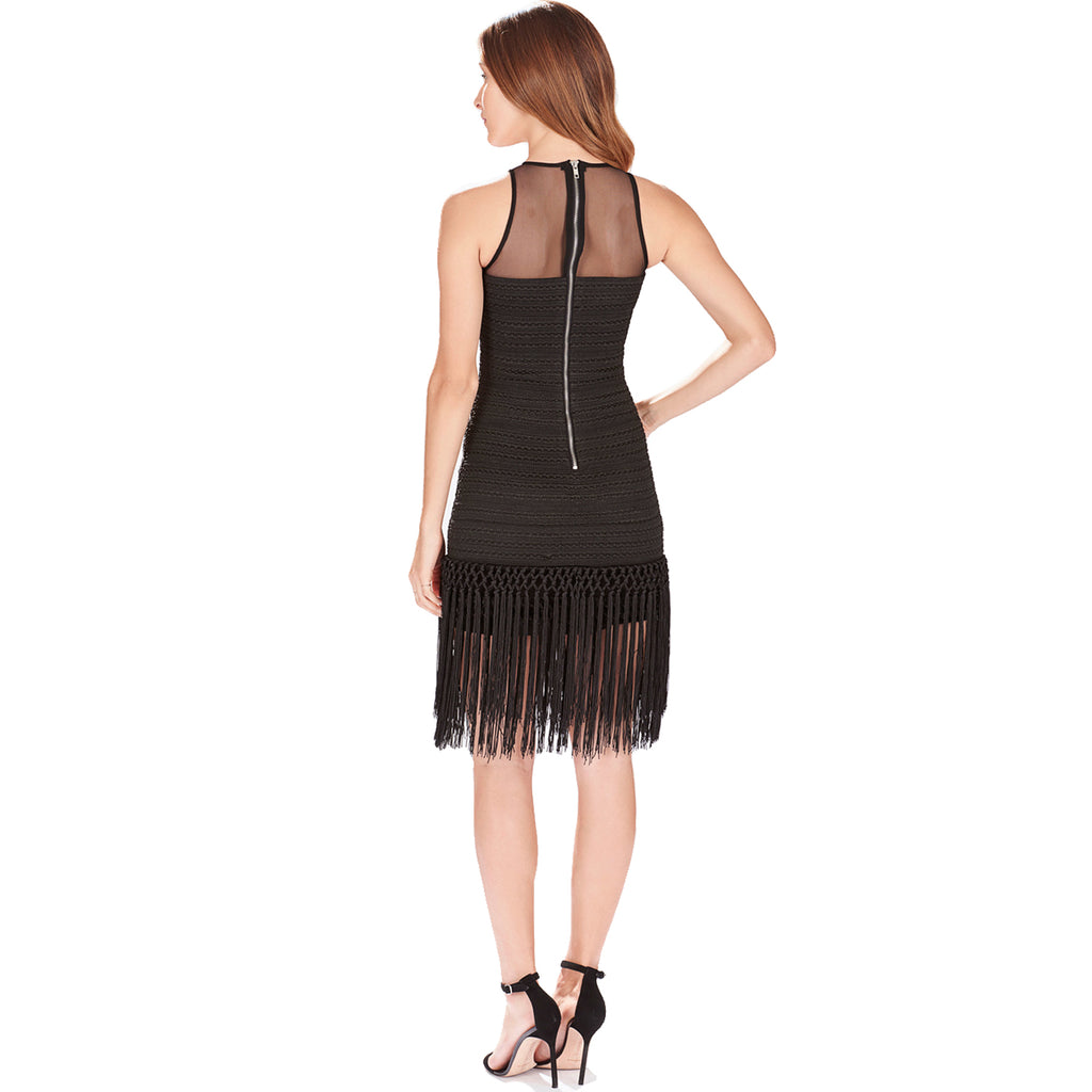 Parker  Gabe Fringe Dress Size  Muse Boutique Outlet | Shop Designer Evening/Cocktail on Sale | Up to 90% Off Designer Fashion