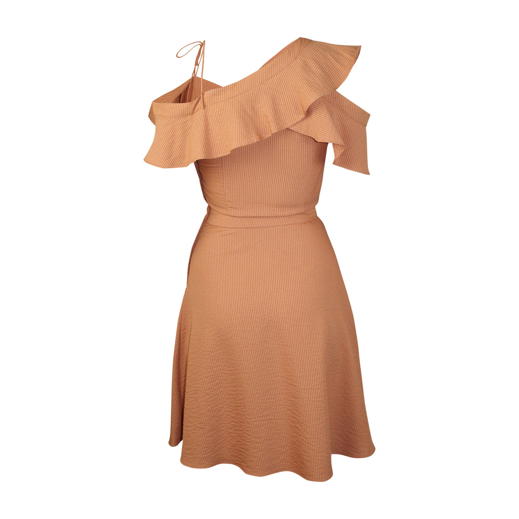 PS The Label  Laneway Ruffle Front Dress Size  Muse Boutique Outlet | Shop Designer Dresses on Sale | Up to 90% Off Designer Fashion