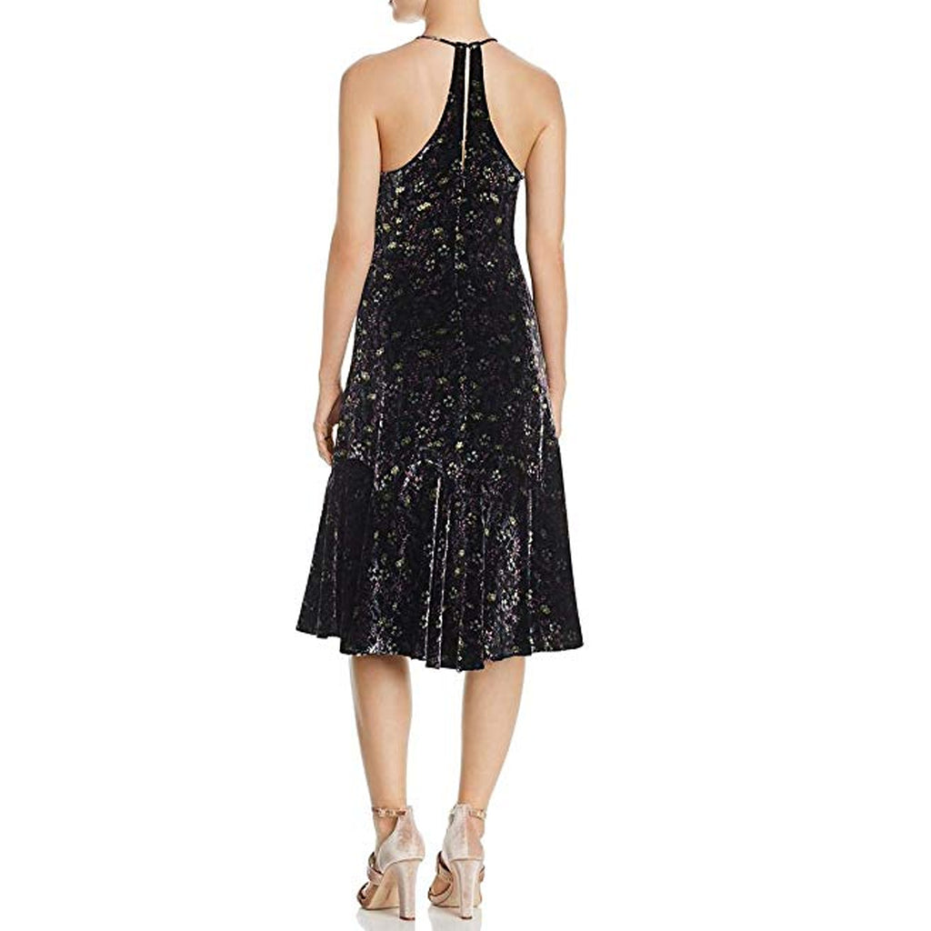 Rebecca Taylor  Velvet Mid-Calf Slip Dress Size  Muse Boutique Outlet | Shop Designer Dresses on Sale | Up to 90% Off Designer Fashion
