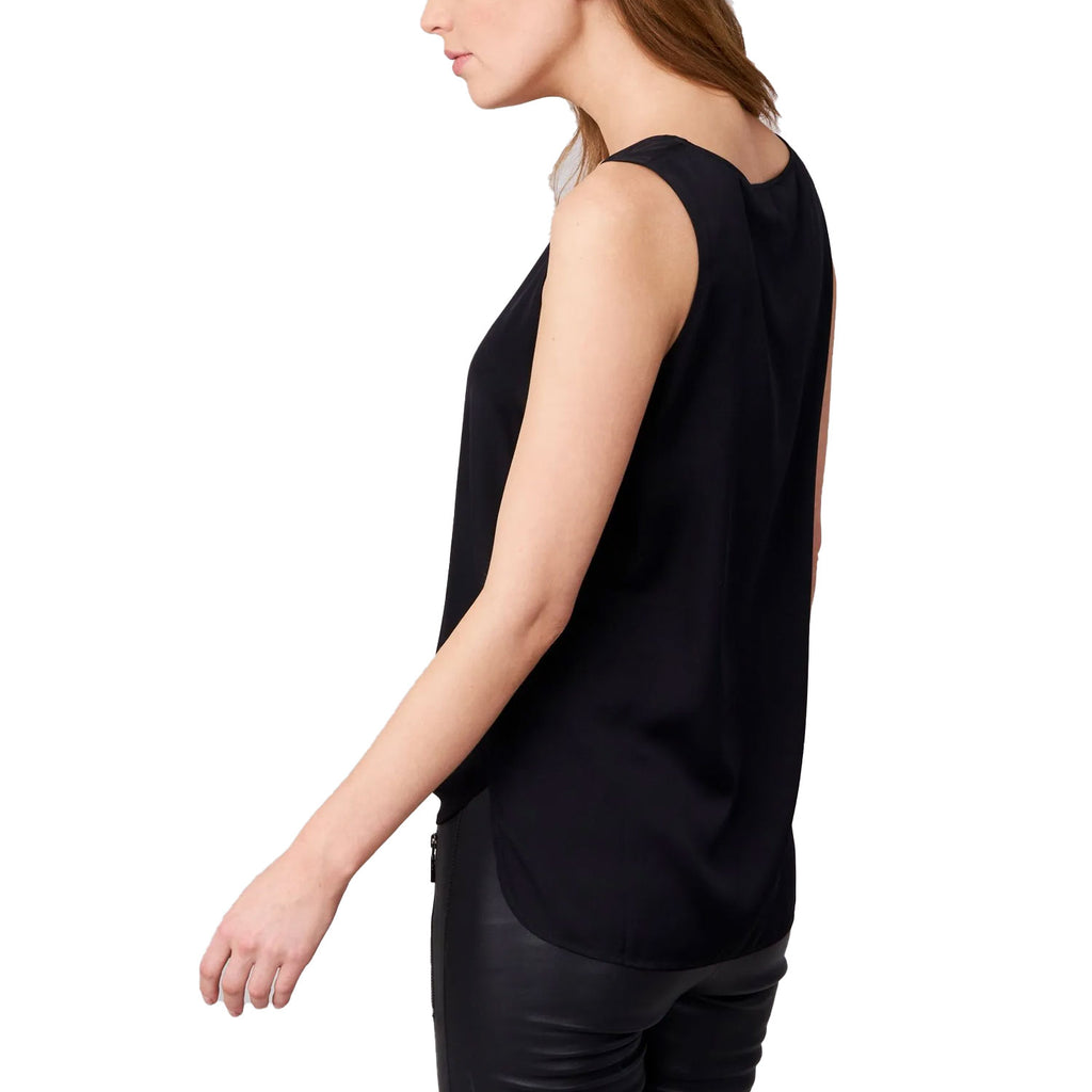 Repeat Cashmere  Silk Tank Top Size  Muse Boutique Outlet | Shop Designer Sleeveless Tops on Sale | Up to 90% Off Designer Fashion