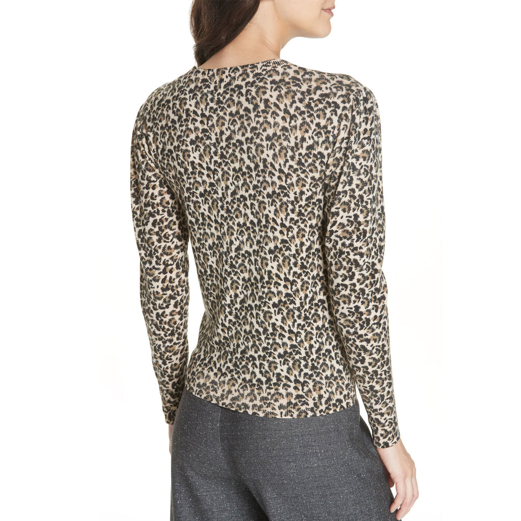 Rebecca Taylor  Leopard Pullover Sweater Size  Muse Boutique Outlet | Shop Designer Crewneck Sweaters on Sale | Up to 90% Off Designer Fashion