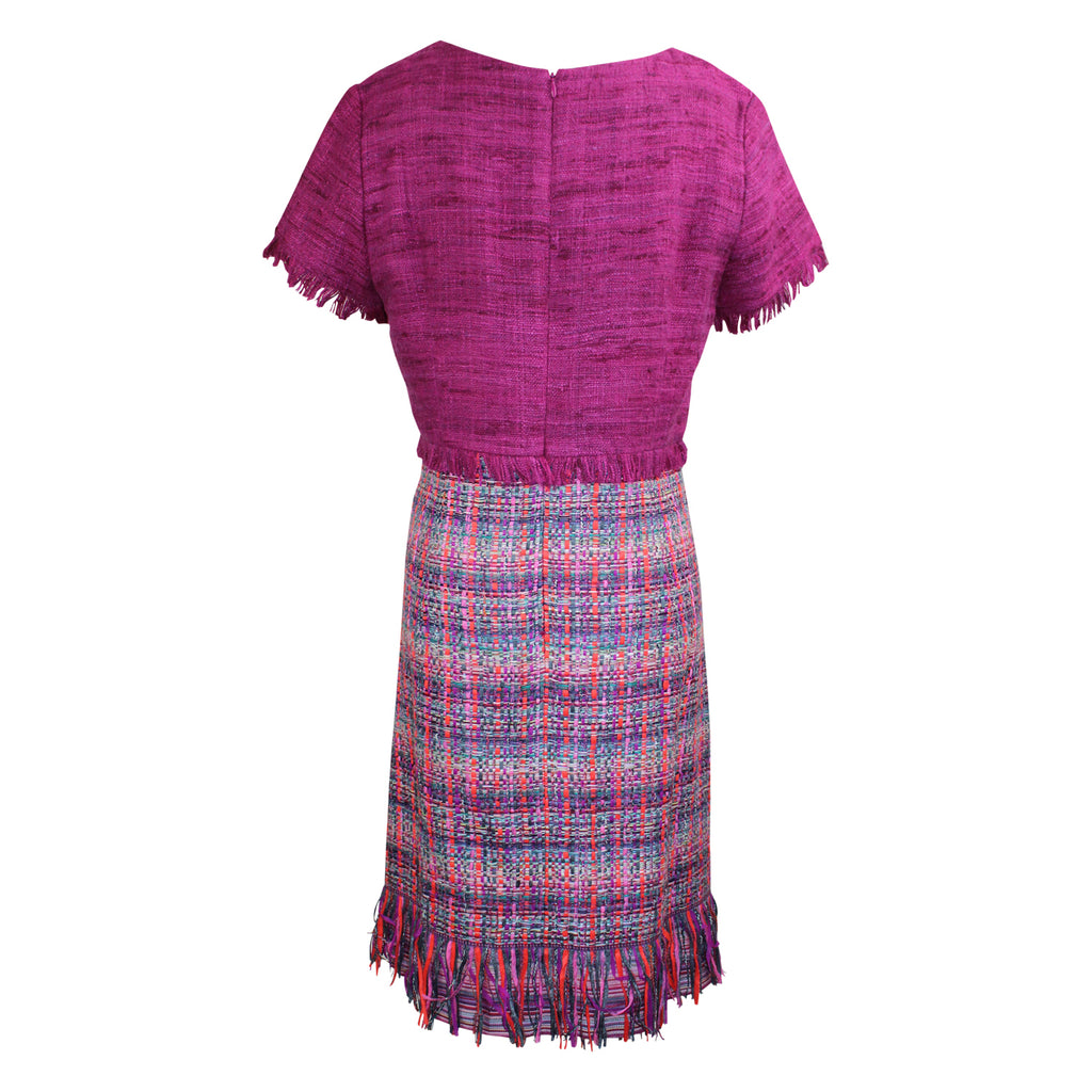 Sara Campbell  Matka Tweed Fringe Dress Size  Muse Boutique Outlet | Shop Designer Dresses on Sale | Up to 90% Off Designer Fashion