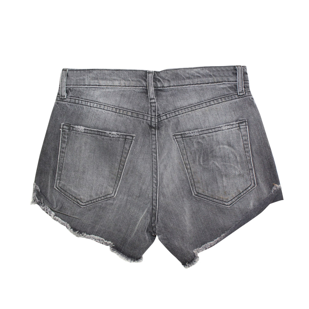 Sandrine Rose  Denim Cut Off Shorts Size  Muse Boutique Outlet | Shop Designer Clearance Shorts on Sale | Up to 90% Off Designer Fashion