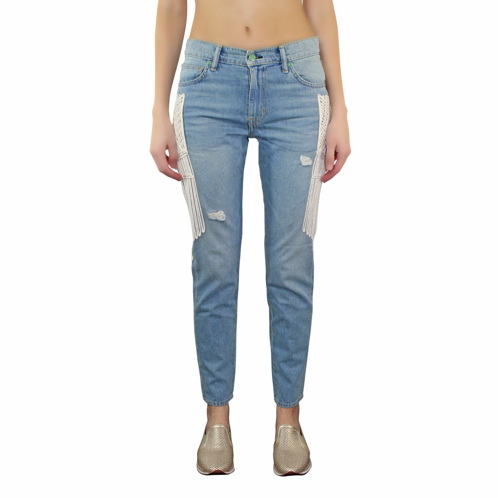 Sandrine Rose Blake The Skinny Boyfriend Jeans Size 23 Muse Boutique Outlet | Shop Designer Denim Pants on Sale | Up to 90% Off Designer Fashion