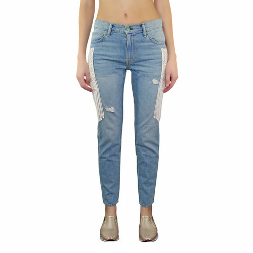 Sandrine Rose The Skinny Boyfriend Jeans 23 Blake Muse Boutique Outlet