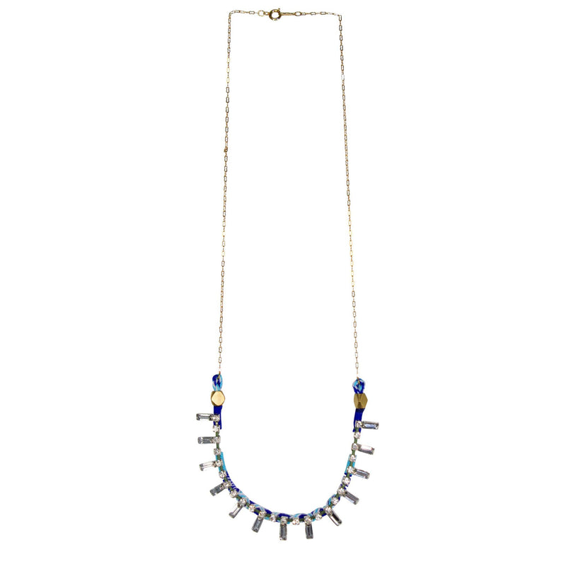 Serefina  Jeweled Delicate Necklace Size  Muse Boutique Outlet | Shop Designer Clearance Jewelry on Sale | Up to 90% Off Designer Fashion