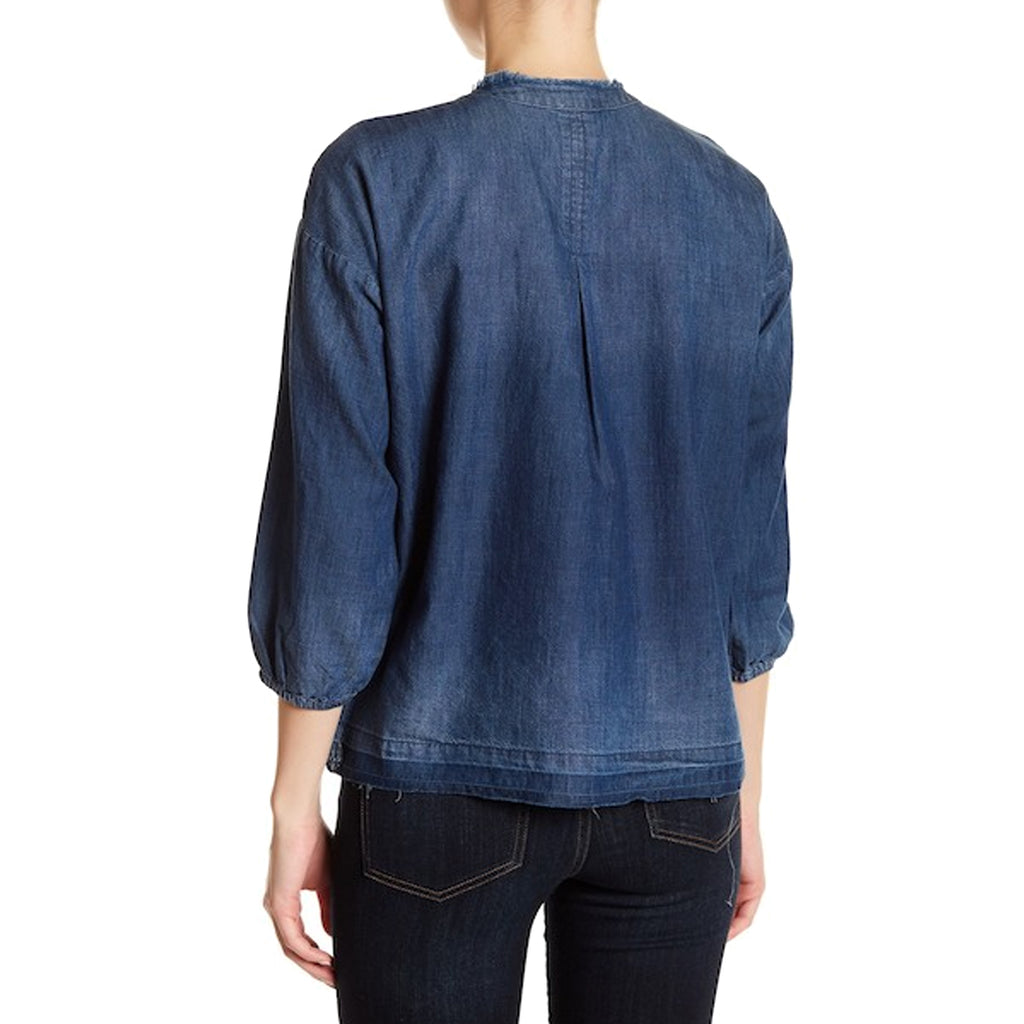 Soft Joie  Casden Basic V-Neck Blouse Size  Muse Boutique Outlet | Shop Designer Clearance Tops on Sale | Up to 90% Off Designer Fashion