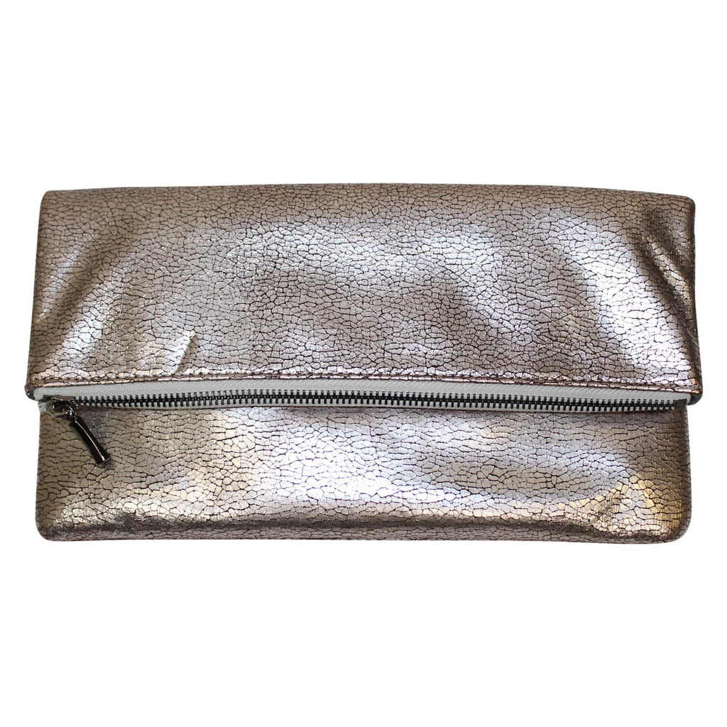 Sole Society Silver Jezebel Clutch Size One size Muse Boutique Outlet | Shop Designer Clearance Accessories on Sale | Up to 90% Off Designer Fashion
