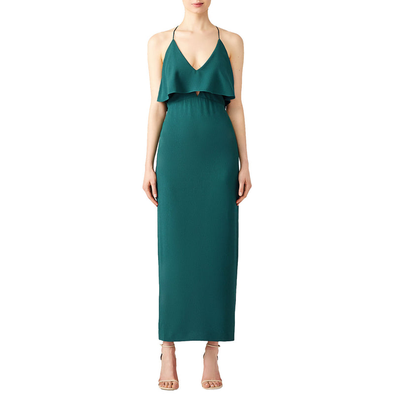 Stylestalker Teal Rory Maxi Dress Size Extra small Muse Boutique Outlet | Shop Designer Dresses on Sale | Up to 90% Off Designer Fashion