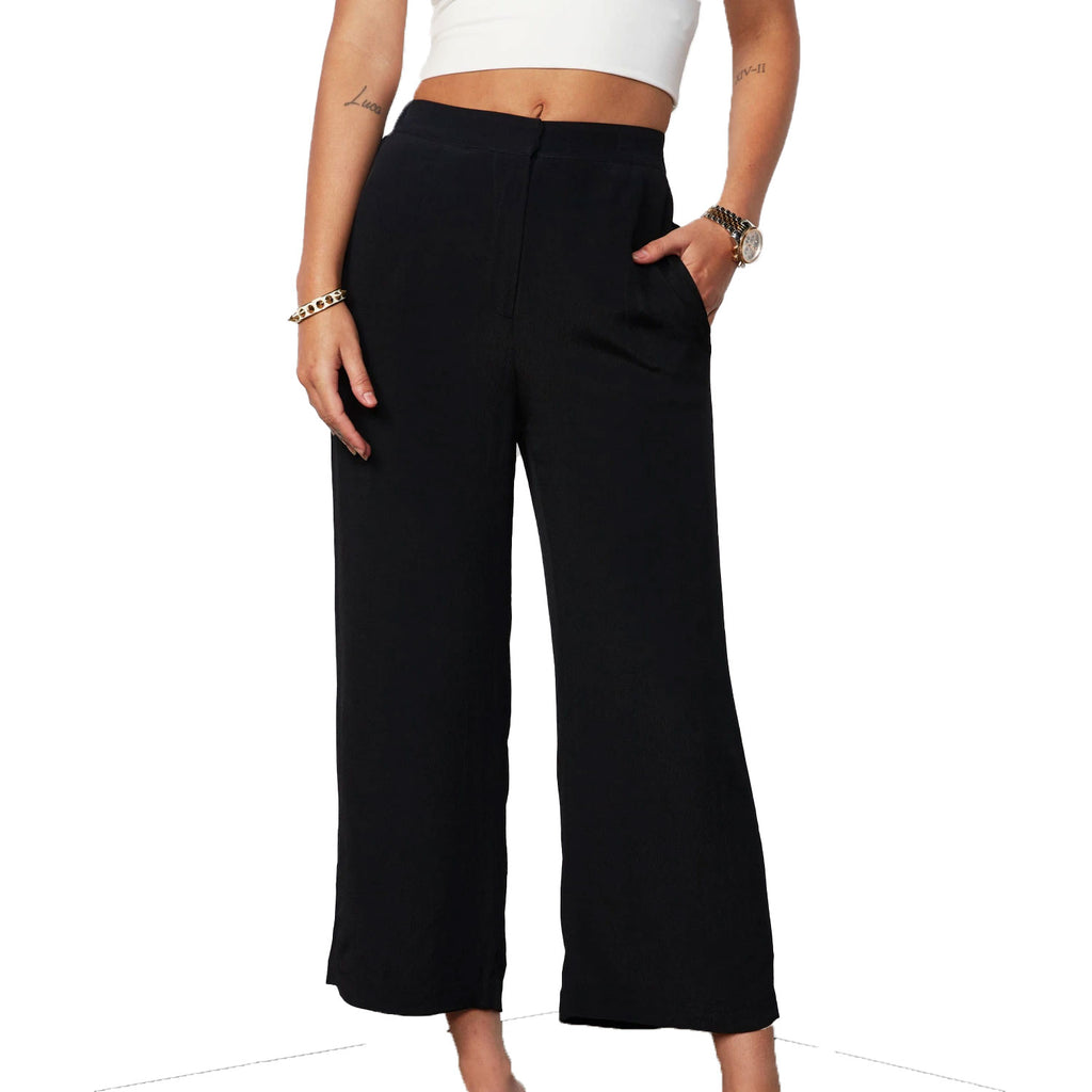 Tart Black Evan Pant Size Extra Small Muse Boutique Outlet | Shop Designer Pant on Sale | Up to 90% Off Designer Fashion