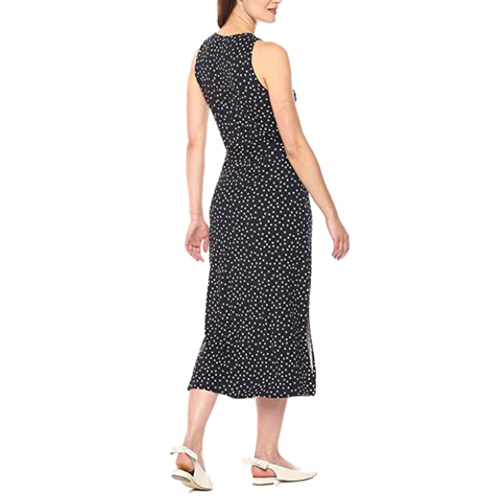 Three Dots  Confetti Dot Sleeveless Midi Dress Size  Muse Boutique Outlet | Shop Designer Dresses on Sale | Up to 90% Off Designer Fashion