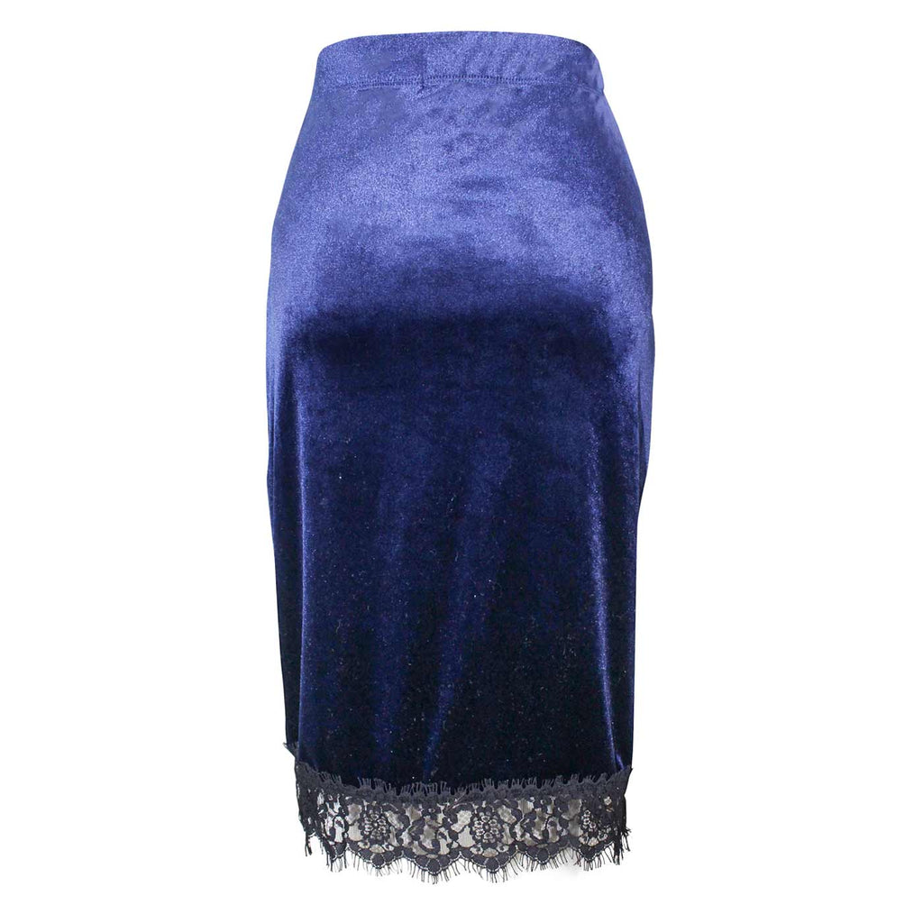 Three Dots  Velvet Skirt Size  Muse Boutique Outlet | Shop Designer Clearance Skirts on Sale | Up to 90% Off Designer Fashion
