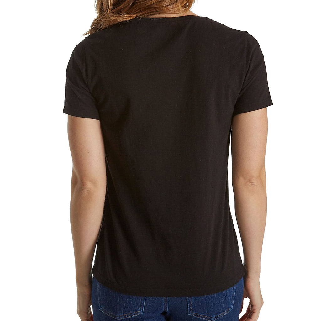Three Dots  Sanded Jersey V-Neck Size  Muse Boutique Outlet | Shop Designer Clearance Tops on Sale | Up to 90% Off Designer Fashion