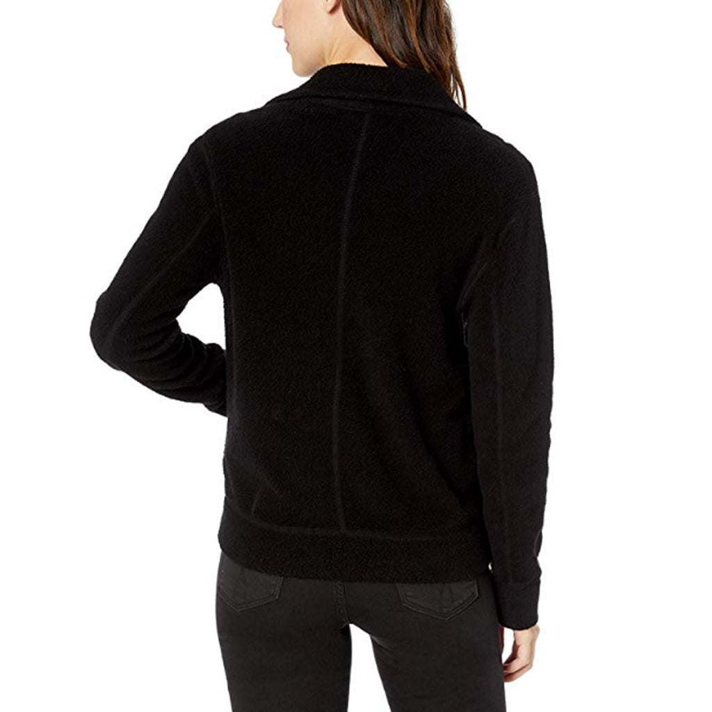 Three Dots  Cozy Fleece Jacket Size  Muse Boutique Outlet | Shop Designer Jackets on Sale | Up to 90% Off Designer Fashion
