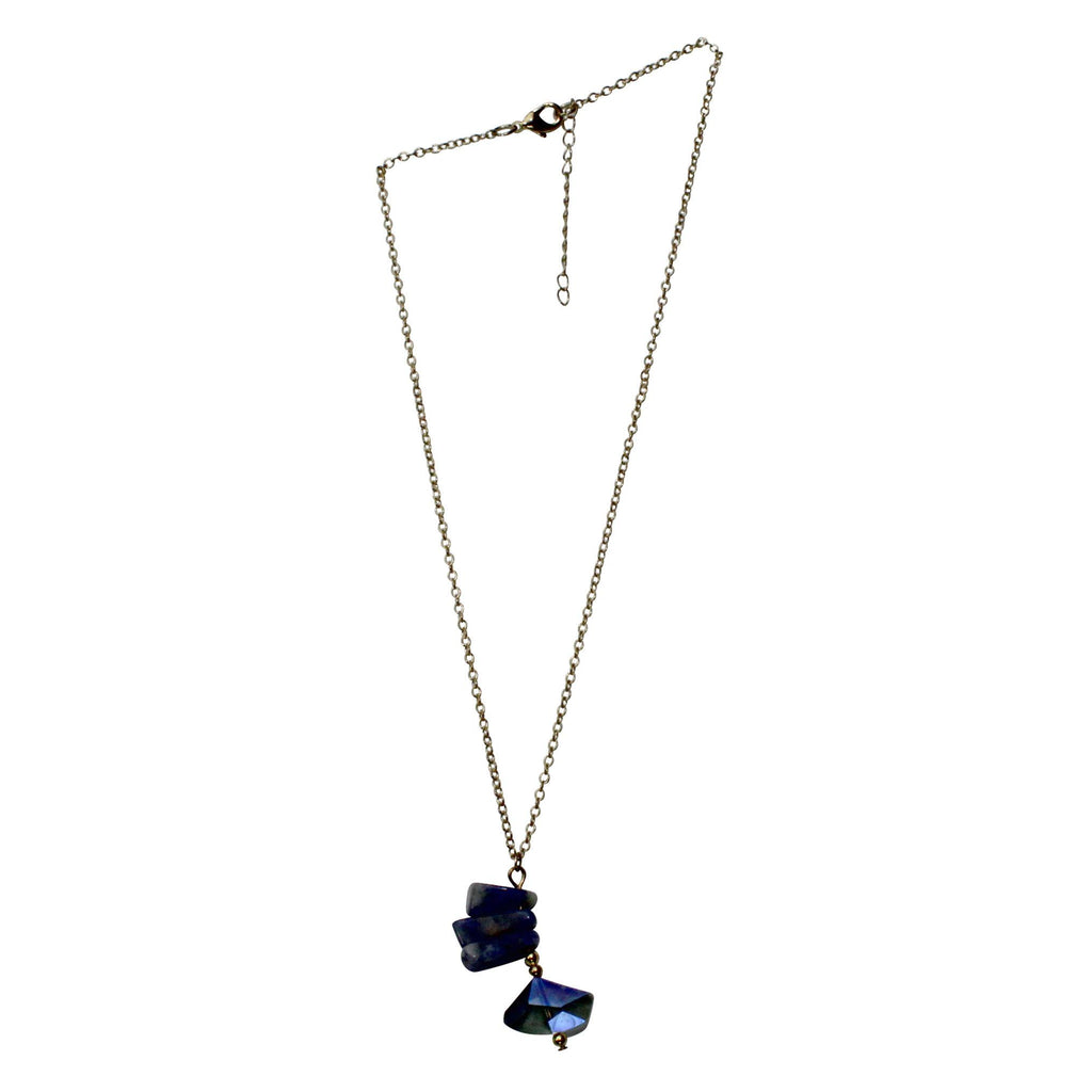 Private Label  Tiered Stone Necklace Size  Muse Boutique Outlet | Shop Designer Necklaces on Sale | Up to 90% Off Designer Fashion